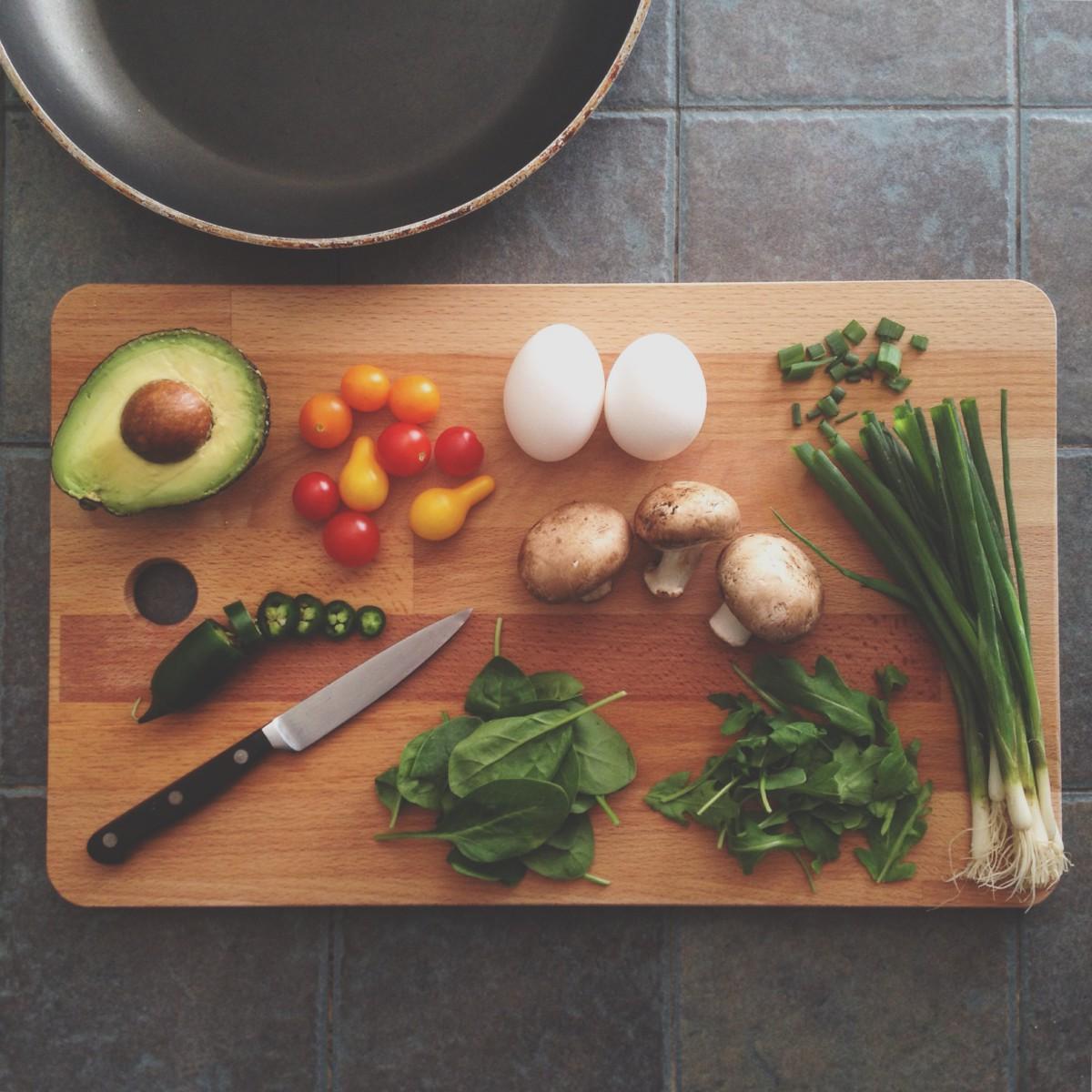 10 pilares de una dieta saludable
