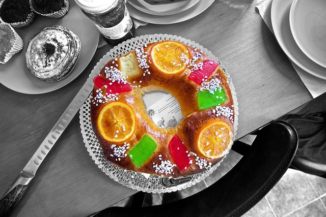 Roscón de Reyes Saludable