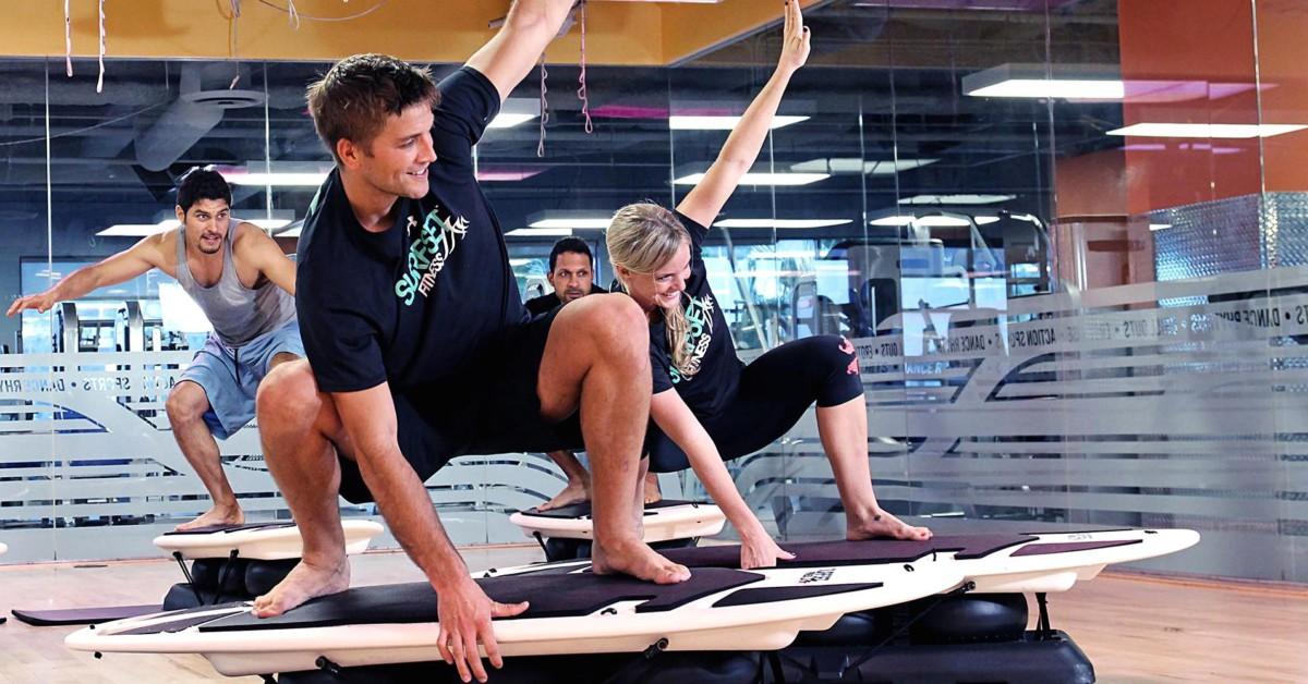 Surfset innovador método fitness