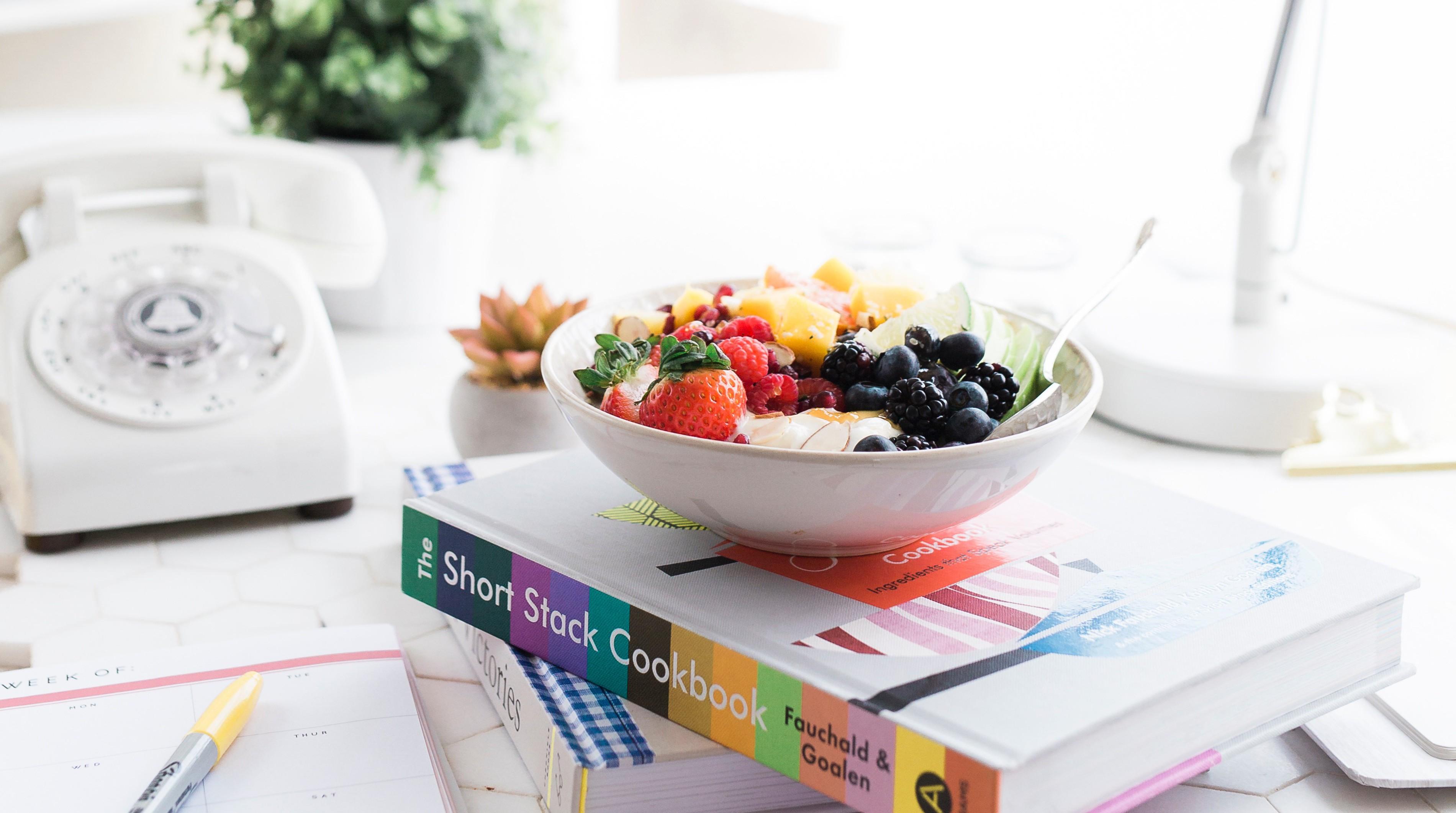Recetarios de cocina healthy