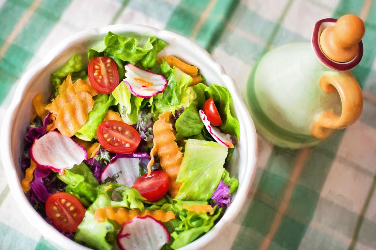 Preparar ensaladas