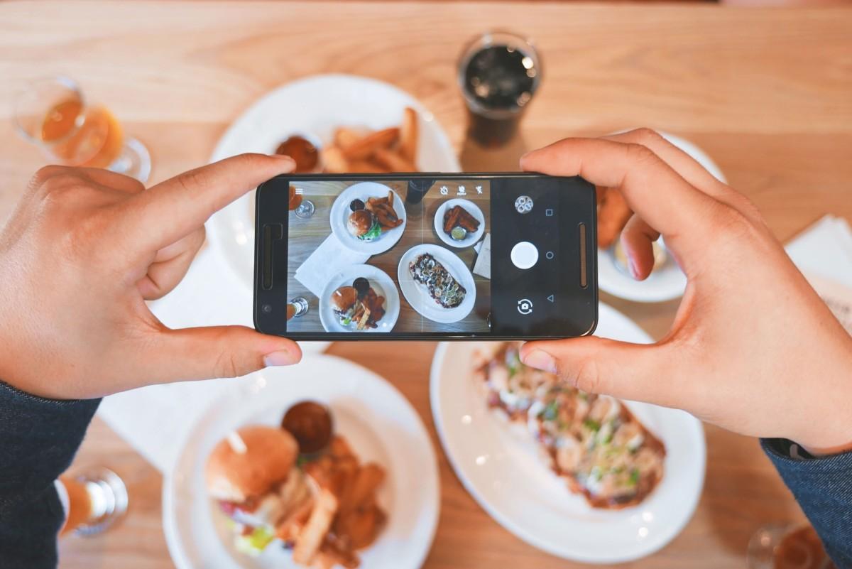 Secretos para fotografiar platos