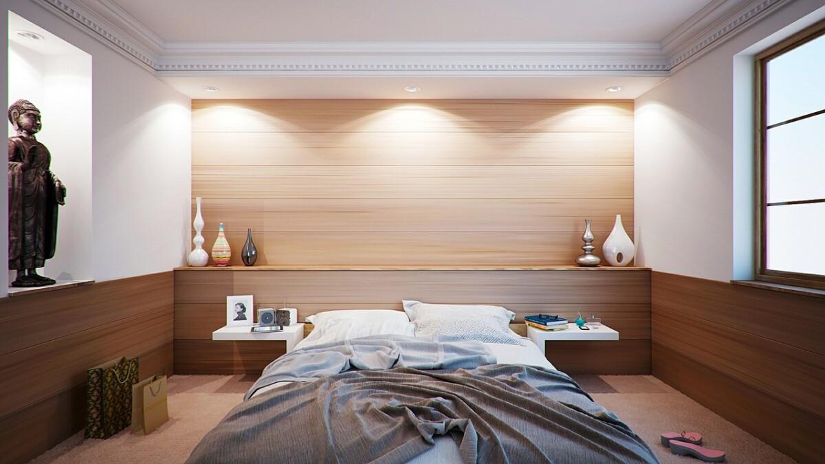 Mejorar la calidad del sueño. Cama