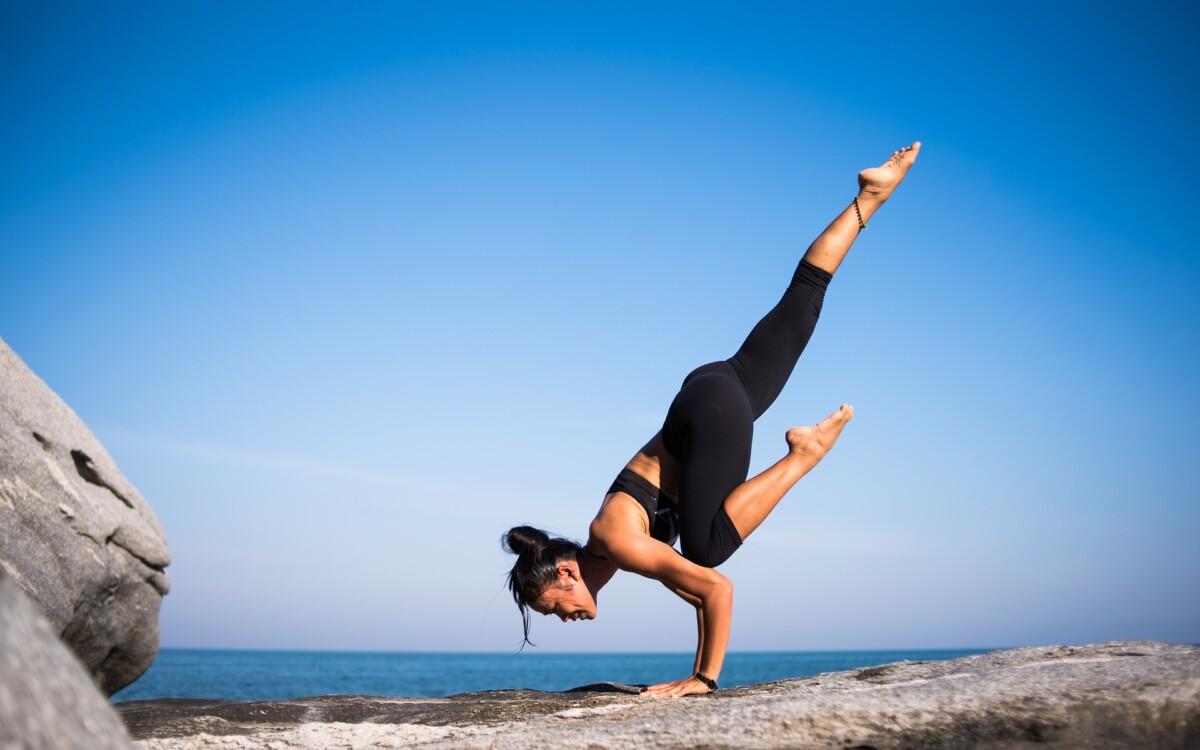 Rocket yoga