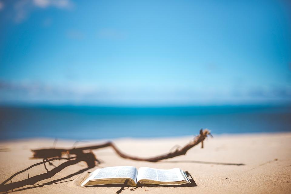 Libros de playa para disfrutar en verano