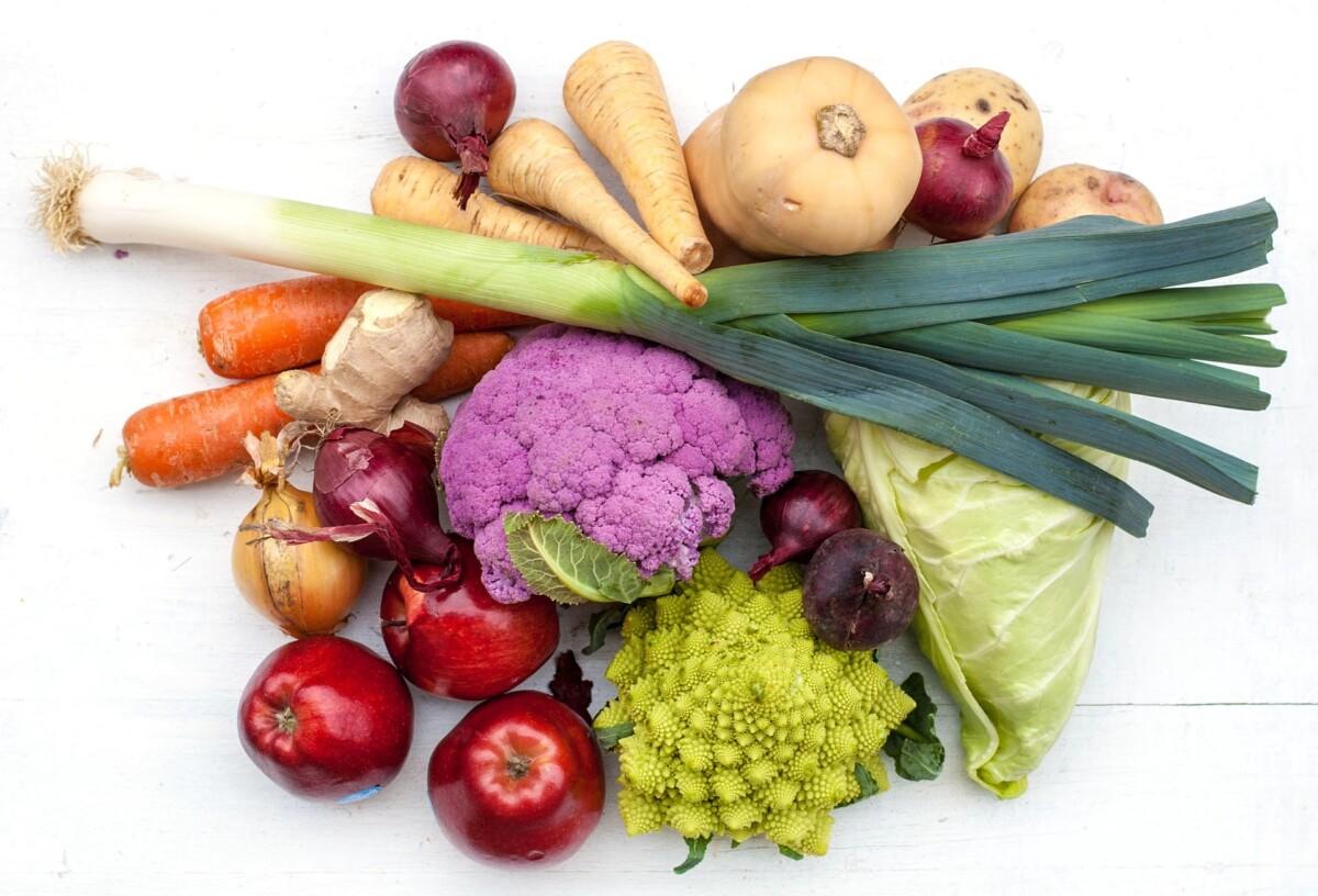 trucos conservar frutas y verduras